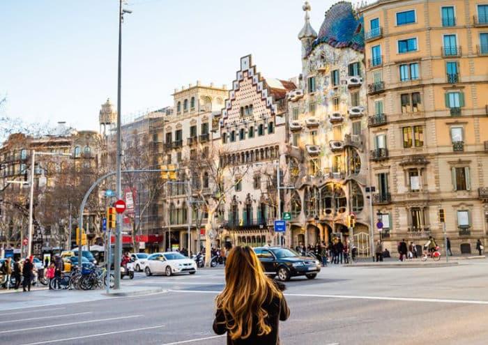 Весенняя Барселона: Мартовская погода в Барселоне