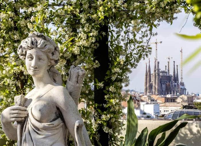 Весенняя Барселона: апрельские метаморфозы