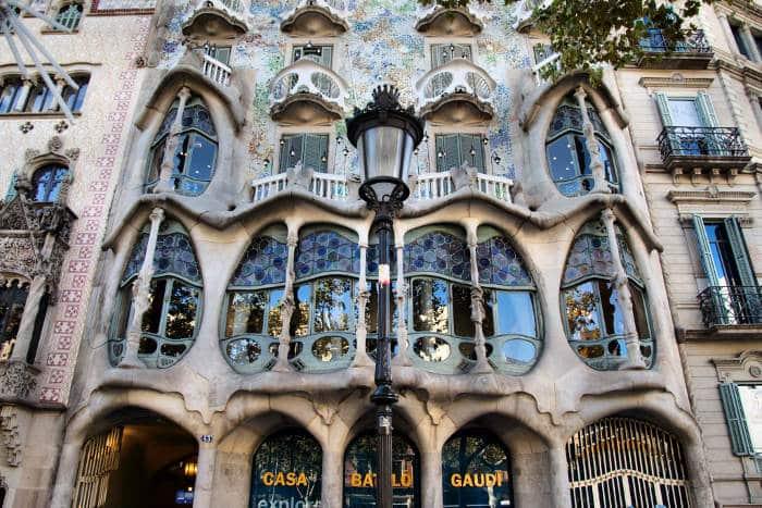 Что посмотреть в Барселоне за 1 день: дом Батльо