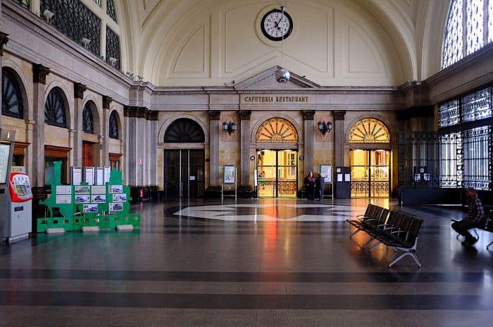 Что собой представляет Французский вокзал на сегодняшний день