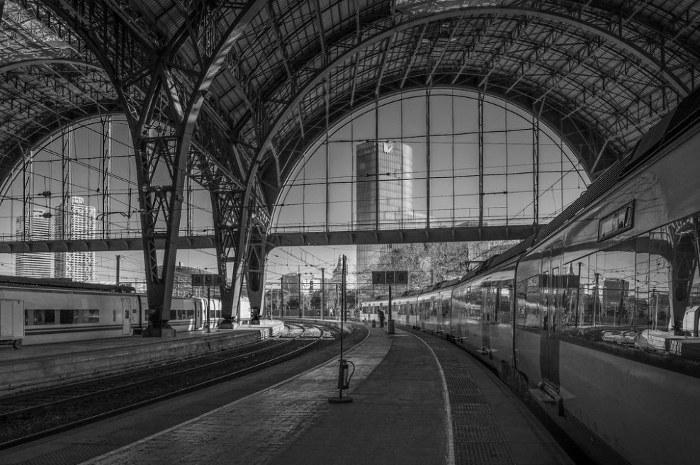 Кто поучаствовал в процессе возведения Французского вокзала