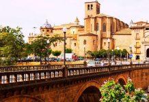 Каталонский город Сольсона