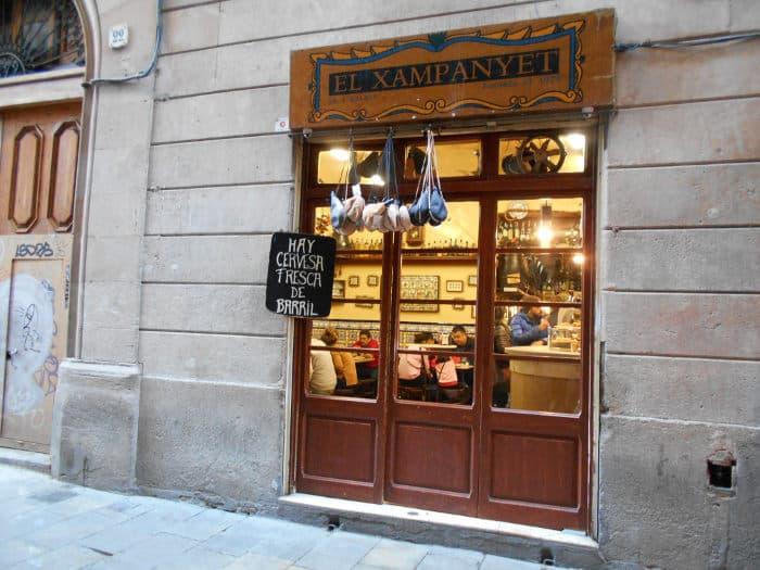 El Xampanyet: поесть в Барселоне без заморочек