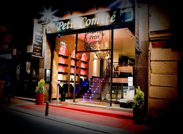 Petit Comite: недорого поесть в Барселоне