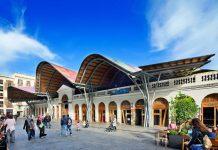Рынок Санта Катерина в Барселоне: полный гид