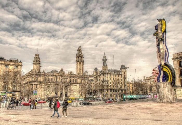 «Голова Барселоны»: реалии искусства в настоящее время