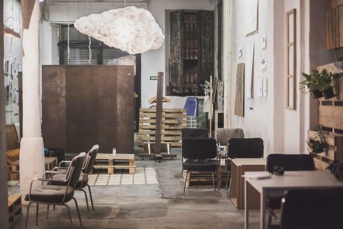 Центр MUTUO: искусство Барселоны для всех и каждого