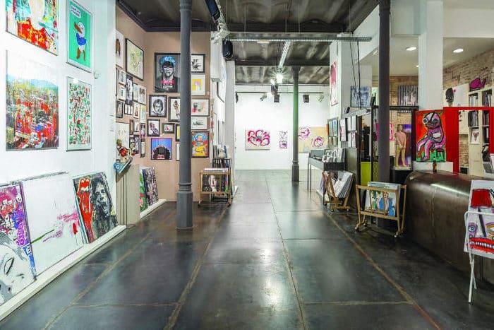 Галерея Artevistas
