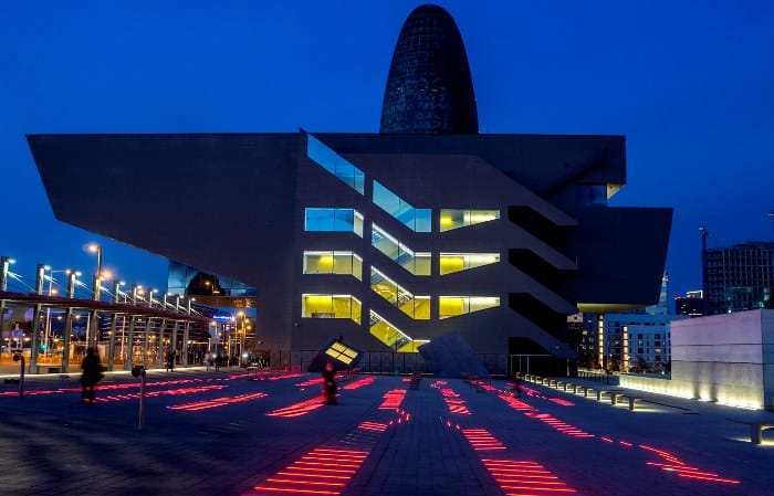 Музей дизайна Барселоны
