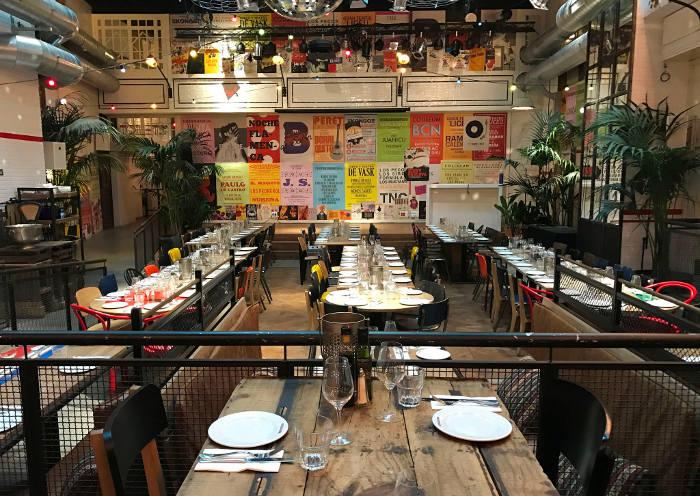Вкусно поесть в Барселоне: роскошный Ultramarinos
