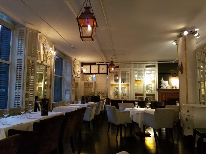 Flamant: поесть в Барселоне блюда средиземноморской кухни