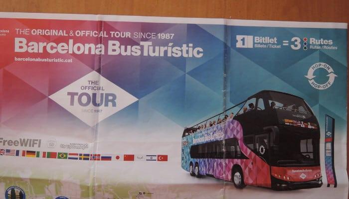 Информация о билетах Барселона Бас Туристик