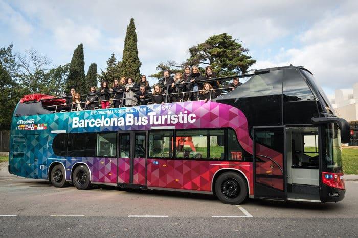 Барселона Бас Туристик 2019
