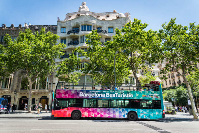 Барселона Бас Туристик 2019: актуальная информация