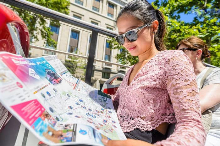 Как работает Барселона Бас Туристик