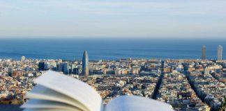 Барселона в книгах