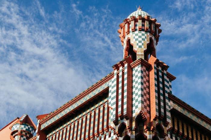 История создания Casa Vicens