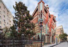 Casa Vicens: первый дом Антонио Гауди