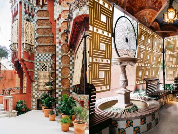 Главное об оформлении дома Висенс в Барселоне