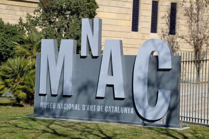 Национальный музей искусств Каталонии в Барселоне