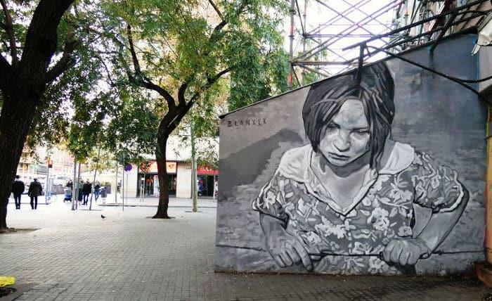 Искусство Барселоны: что нужно знать о стрит-арте
