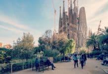 Архитектура в Барселоне