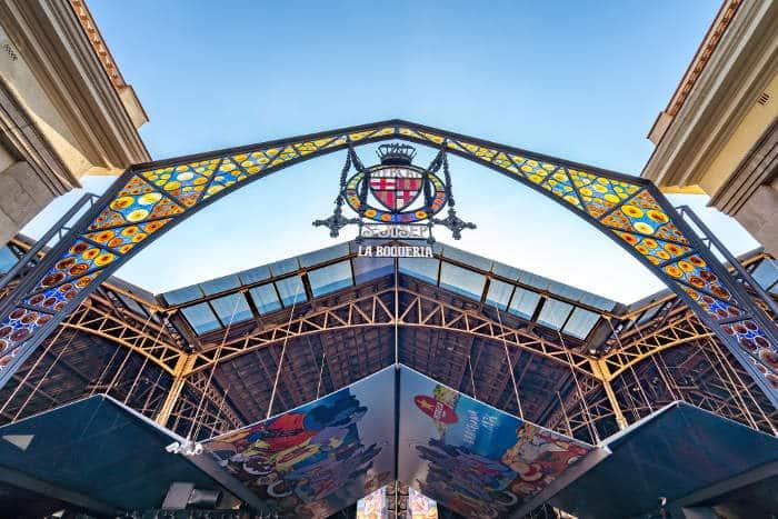 Рынок Бокерия в Барселоне - Путеводитель Барселона ТМ