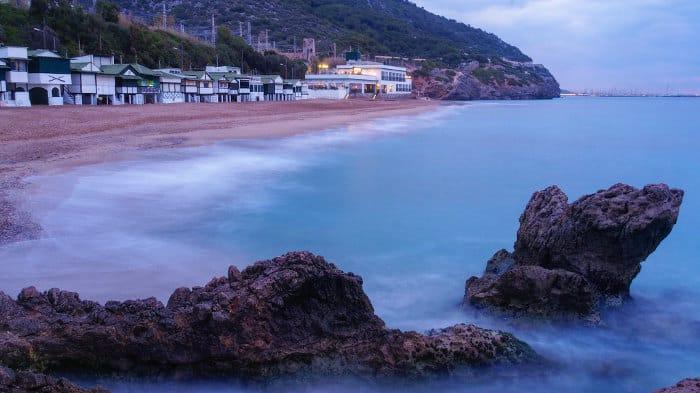 Коста дель гарраф  популярный курорт испании