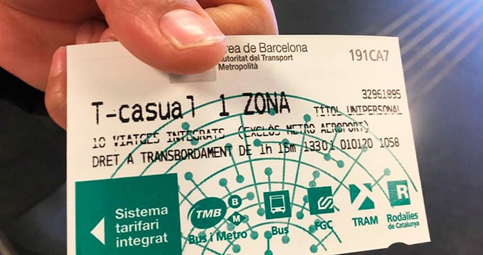Билет T Casual